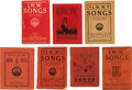 Political:Small Paper (1896-present), Industrial Workers of the World: I.W.W. Songsters....
