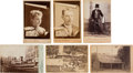 Political:Small Paper (pre-1896), Benjamin Harrison et al: People and Event Photos....