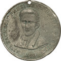 Political:Tokens & Medals, Andrew Jackson: Large Size Campaign Token....