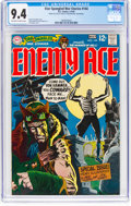 Silver Age (1956-1969):War, Star Spangled War Stories #144 (DC, 1969) CGC NM 9.4 Off-white to white pages....