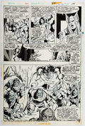 Original Comic Art:Panel Pages, Sal Buscema and Klaus Janson Thor #240 Story Page 8 Original Art (Marvel, 1975)....