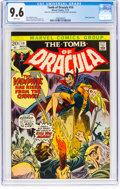 Bronze Age (1970-1979):Horror, Tomb of Dracula #14 (Marvel, 1973) CGC NM+ 9.6 White pages....