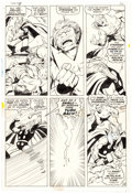 Original Comic Art:Panel Pages, John Buscema and Vince Colletta Thor #178 Story Page 19 Original Art (Marvel, 1970)....
