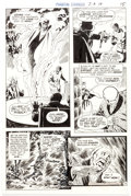 Original Comic Art:Panel Pages, Jim Aparo The Phantom Stranger #14 Story Page 13 Original Art (DC Comics, 1971)....