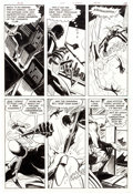 Original Comic Art:Panel Pages, Jim Aparo The Brave and the Bold #177 Story Page 9 Original Art (DC, 1981)....