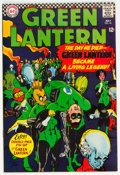 Silver Age (1956-1969):Superhero, Green Lantern #46 (DC, 1966) Condition: VF/NM....