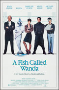 """Movie Posters:Comedy, A Fish Called Wanda (MGM, 1988). Folded & Rolled, Overall:Fine/Very Fine. One Sheets (2) (27"""" X 41"""") SS, Two Styles...."""
