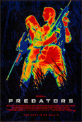 """Movie Posters:Science Fiction, Predators (20th Century Fox, 2010). Rolled, Very Fine+. One Sheet(27"""" X 40"""") DS Advance. Science Fiction.. ..."""
