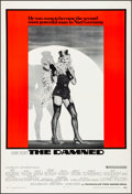 Movie Posters:Foreign, The Damned (Warner Brothers, 1970). Very Fine- on Linen.