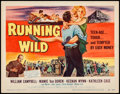 "Movie Posters:Bad Girl, Running Wild (Universal International, 1955). Very Fine-. Title Lobby Card (11"" X 14""). Bad Girl. From the Collection of F..."