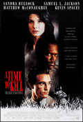 """Movie Posters:Drama, A Time to Kill & Other Lot (Warner Brothers, 1996). Rolled, Very Fine-. One Sheets (3) (27"""" X 40"""" & 26.75"""" X 39.75"""") DS. Dra... (Total: 3 Items)"""