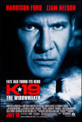 """Movie Posters:Thriller, K-19: The Widowmaker & Other Lot (Paramount, 2002). Rolled, Very Fine-. One Sheets (2) (27"""" X 40"""" & 26.75"""" X 39.75"""") SS Adva... (Total: 2 Items)"""