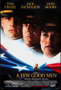 "Movie Posters:Drama, A Few Good Men & Other Lot (Columbia, 1992). Rolled, Very Fine-. One Sheets (3) (26.75"" X 39.75"" - 27"" X 41"") DS, Advance. D... (Total: 3 Items)"