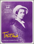 Movie Posters:Foreign, Tristana (Maron Films, 1970). Very Fine on Linen. ...