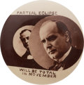 Political:Pinback Buttons (1896-present), William McKinley: Choice Eclipse Pin....
