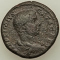 Ancients:Roman Imperial, Ancients: Geta, as Caesar (AD 209-211). AE as (24mm, 7.61 gm, 11h).About VF....