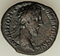 Ancients:Roman Imperial, Ancients: Commodus (AD 177-192). AE as (26mm, 11.13 gm, 6h). VF....