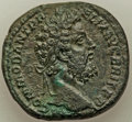 Ancients:Roman Imperial, Ancients: Commodus (AD 177-192). AE sestertius (32mm, 22.96 gm,12h). Choice VF....