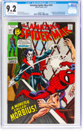 Bronze Age (1970-1979):Superhero, The Amazing Spider-Man #101 (Marvel, 1971) CGC NM- 9.2 Off-whitepages....