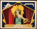 "Movie Posters:Romance, Her Gilded Cage (Paramount, 1922). Very Fine-. Lobby Card (11"" X14"").. ..."