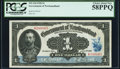 Canadian Currency, St. John's, NF- Government of Newfoundland $1 2.1.1920 NF-12d PCGSChoice About New 58PPQ.. ...