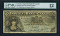 Canadian Currency, Toronto, ON- Imperial Bank of Canada $10 1.1.1910 Ch.# 375-12-10 PMG Fine 12.. ...