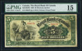 Canadian Currency, Montreal, PQ- Royal Bank of Canada $5 2.1.1909 Ch.# 630-10-04-06 PMG Choice Fine 15.. ...