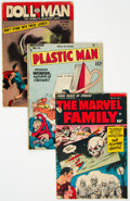 Golden Age (1938-1955):Miscellaneous, Golden Age Comics Group of 7 (Various Publishers, 1940s-50s) Condition: Average VG-.... (Total: 7 Comic Books)