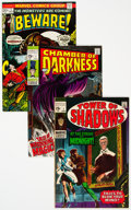 Bronze Age (1970-1979):Horror, Marvel Bronze Age Horror Short Box Group (Marvel, 1970s) Condition:Average VF+....