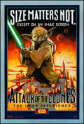 Movie Posters:Science Fiction, Star Wars: Episode II - Attack of the Clones (20th Century Fox,2002). Rolled, Very Fine/Near Mint. IMAX One Sheet (2...