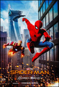 "Movie Posters:Action, Spider-Man: Homecoming (Columbia, 2017). Rolled, Very Fine/NearMint. One Sheet (27"" X 39.75"") DS, Advance. Action."