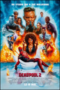 """Movie Posters:Action, Deadpool 2 (20th Century Fox, 2018). Rolled, Very Fine/Near Mint.Canadian One Sheet (27"""" X 40"""") DS, Advance, Style E..."""