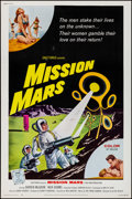 Movie Posters:Science Fiction, Mission Mars (Allied Artists, 1968). Rolled, Very Fine-.