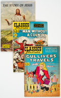 Golden Age (1938-1955):Classics Illustrated, Classics Illustrated Group of 26 (Gilberton, 1940s-60s) Condition: Average FN.... (Total: 26 Items)