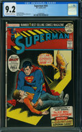 Bronze Age (1970-1979):Superhero, Superman #253 (DC, 1972) CGC NM- 9.2 Off-white to white pages.