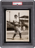 Baseball Collectibles:Photos, 1924 Lou Gehrig Rookie Original News Photograph, PSA/DNA Type 1....