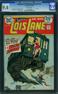 Bronze Age (1970-1979):Superhero, Superman's Girlfriend Lois Lane #137 (DC, 1974) CGC NM 9.4 Off-white pages.