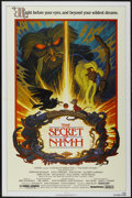 "Movie Posters:Animated, The Secret of NIMH (MGM/UA, 1982). One Sheet (27"" X 41"").Animated...."