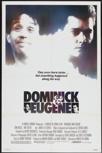 """Dominick and Eugene (Orion, 1988). One Sheet (27"""" X 41""""). Drama"""