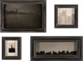 Photographs:Gelatin Silver, Jefferson Hayman (American, b. 1969). A Group of Four Cityscapes (four works). Gelatin silver. 4-1/2 x 6-3/4 inches (11.... (Total: 4 Items)