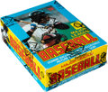 Baseball Cards:Unopened Packs/Display Boxes, 1979 O-Pee-Chee Baseball Wax Box With 36 Unopened Packs - Ozzie Smith Rookie Year! ...