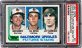 Baseball Cards:Singles (1970-Now), 1982 Topps Cal Ripken Jr. - Orioles Future Stars #21 PSA Gem Mint 10. ...