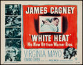 "Movie Posters:Film Noir, White Heat (Warner Brothers, 1949). Very Fine-. Title Lobby Card(11"" X 14""). Film Noir.. ..."