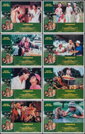 "Movie Posters:Comedy, Caddyshack (Orion, 1980). Near Mint. Lobby Card Set of 8 (11"" X14""). Comedy.. ... (Total: 8 Items)"