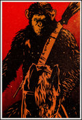 """Movie Posters:Science Fiction, Planet of the Apes Triple Feature (20th Century Fox, 2017). Rolled,Very Fine. Mini Poster (13"""" X 19"""") DS Advance, Sh..."""