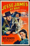 Movie Posters:Western, Jesse James at Bay (Republic, 1941). Folded, Fine/Very Fin...