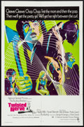 """Movie Posters:Horror, Twisted Nerve (National General, 1969). Folded, Fine/Very Fine.International One Sheet (27"""" X 41""""). Horror.. ..."""