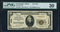 National Bank Notes:Maine, Farmington, ME - $20 1929 Ty. 1 The First NB Ch. # 4459 PMG VeryFine 30.. ...