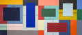 Post-War & Contemporary:Contemporary, Charles Arthur Arnoldi (b. 1946). Tight Lips, 2010. Acrylicon canvas. 60 x 128 inches (152.4 x 325....