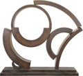 Post-War & Contemporary:Sculpture, Guy Girard Dill (b. 1946). Mahoot, 2007. Bronze with brownpatina. 73 x 76 x 15 inches (185.4 x 193....